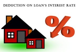 1. Deduction on loan's interest rate