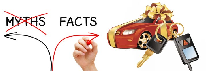 Myths for Car Loan