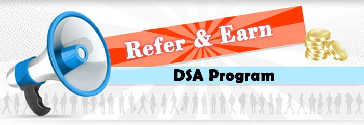 Ruloans offer Refer and Earn DSA Program