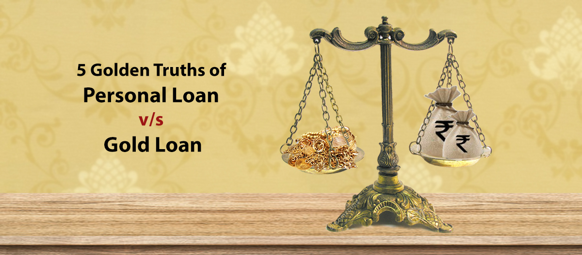 Personal Loan Against Gold