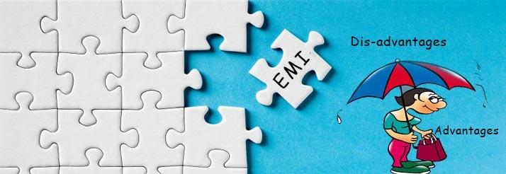 advantages and disadvantages of EMI