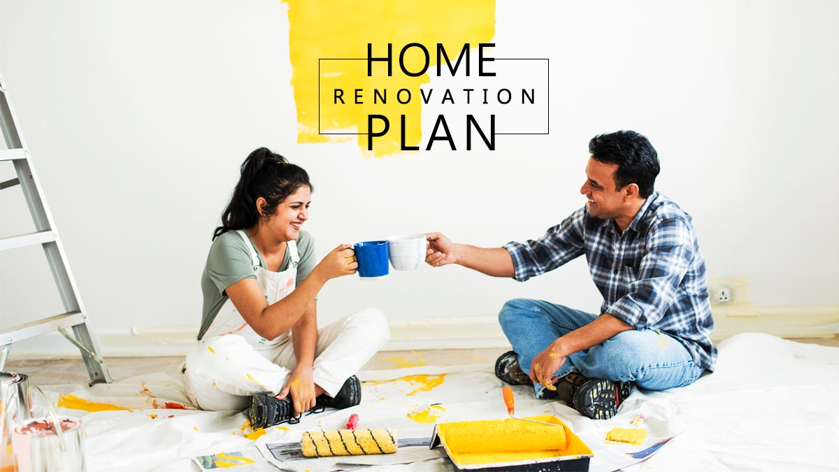 Loan for Home Renovation