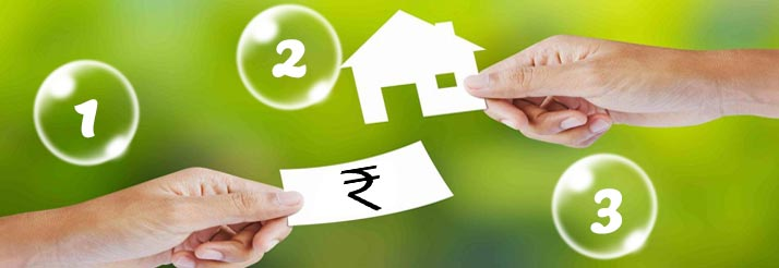 Sell Your Mortgaged Property In 3 Easy Steps