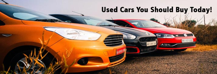 Pocket Friendly Small Used Cars You Should Buy Today