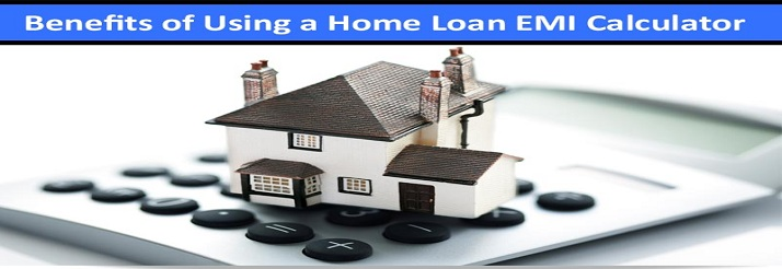 using a home loan EMI calculator