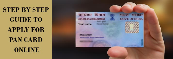 Step By Step Guide To Apply For Pan Card Online