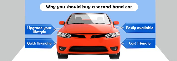 Why you should buy a second hand car