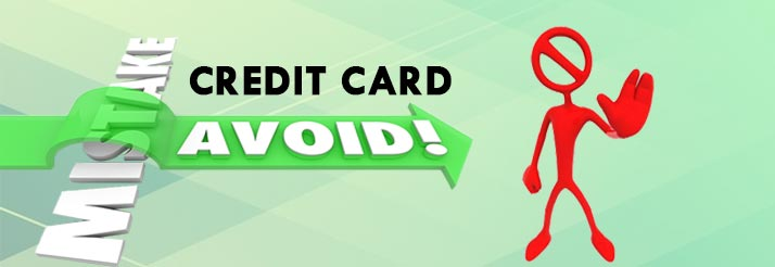 credit card mistakes to avoid banner