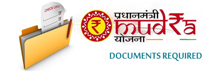 Pradhan-Mantri-MUDRA-Yojana-Documents-Required