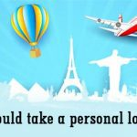 Why you should take a personal-loan-to-travel banner