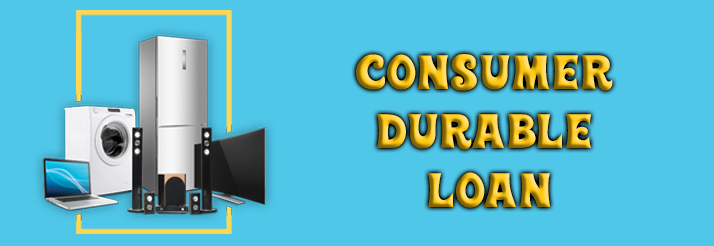 Why You Should Take A Consumer Durable Loan