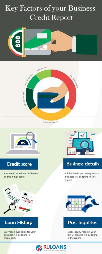 Key-Factors-of-your-Business-Credit-Report