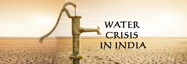 Basic Facts on Water Crisis in India