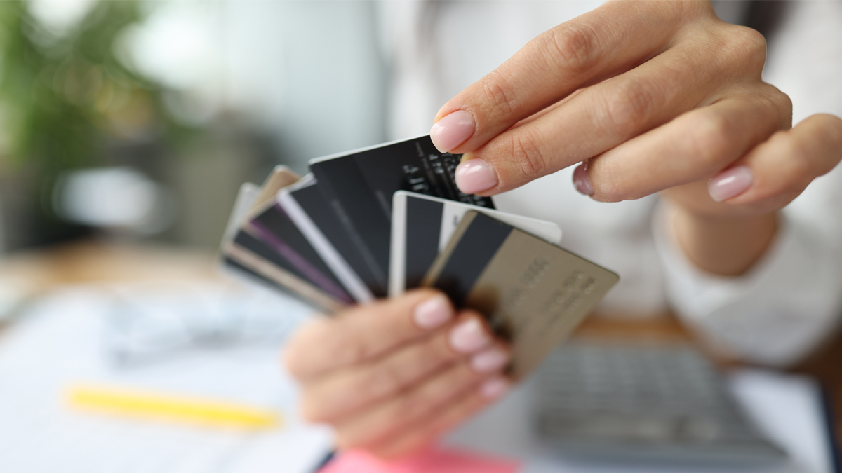 Select Right Credit Card
