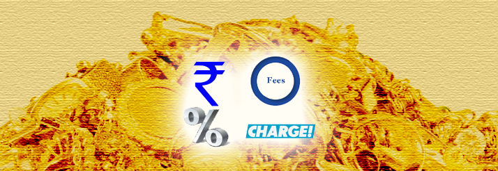 Fees & Charges of HDFC Gold Loan