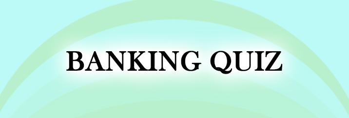 Quiz 105 - Banner