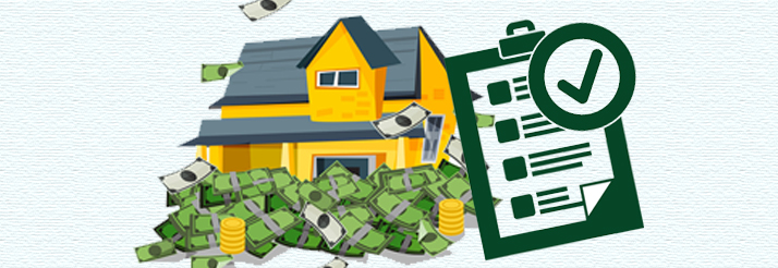What are things to check for Loan against Property?